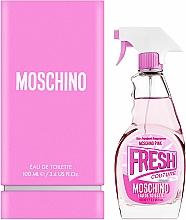 Moschino Pink Fresh Couture - Apă de toaletă — Imagine N2