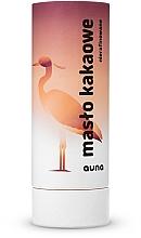 Parfumuri și produse cosmetice Ulei de cacao în stick - Auna Cocoa Butter 100%