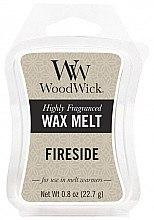 Parfumuri și produse cosmetice Ceară aromată - WoodWick Wax Melt Fireside