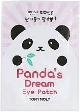 Parfumuri și produse cosmetice Masca pentru contur de ochi - Tony Moly Pandas Dream Eye Patch