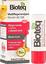 Parfumuri și produse cosmetice Ser regenerant pentru buze - Bioteq Multi Regenerating Lip Serum