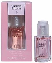 Parfumuri și produse cosmetice Gabriela Sabatini Miss Gabriela - Apă de toaletă