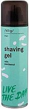 Parfumuri și produse cosmetice Gel de ras - Kili·g Man Shaving Gel