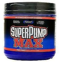 "Parfumuri și produse cosmetice Supliment multivitaminic ""Fruit punch"" - Gaspari Nutrition SuperPump Max Fruit Punch"