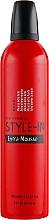 Parfumuri și produse cosmetice Mousse pentru păr (fixare puternică) - Inebrya Style-In Extra Strong Mousse