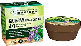 """Parfumuri și produse cosmetice Balsam """"Revigorant"""" 4 în 1 pe bază de 16 plante medicinale - ECO Laboratorie Herbal Therapy"""