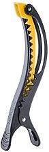 Cleme pentru păr, negru-galben - Dajuja Penguin Clip Black-Yellow — Imagine N2