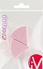 Parfumuri și produse cosmetice Burete de machiaj, 499911, roz - Inter-Vion