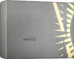 Parfumuri și produse cosmetice Azzaro Wanted - Set (edt/50ml + deo/75ml)