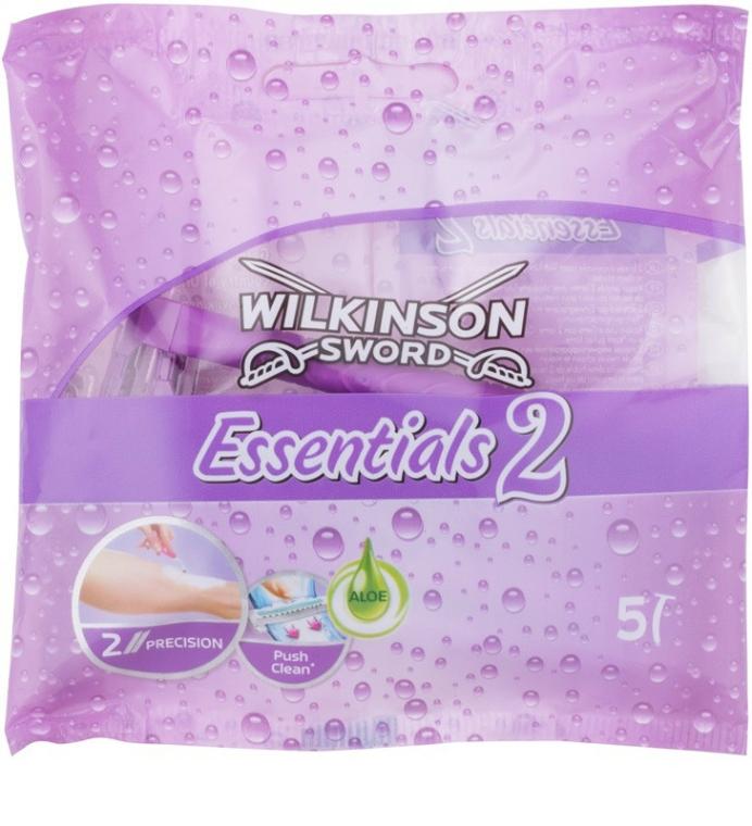 Set aparate de ras de unică folosință - Wilkinson Sword Essentials 2 — Imagine N1