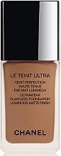 Parfumuri și produse cosmetice Fond de ten - Chanel Le Teint Ultra Foundation SPF 15