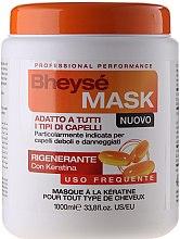 Parfumuri și produse cosmetice Mască de păr, cu cheratină - Renee Blanche Mask Bheyse