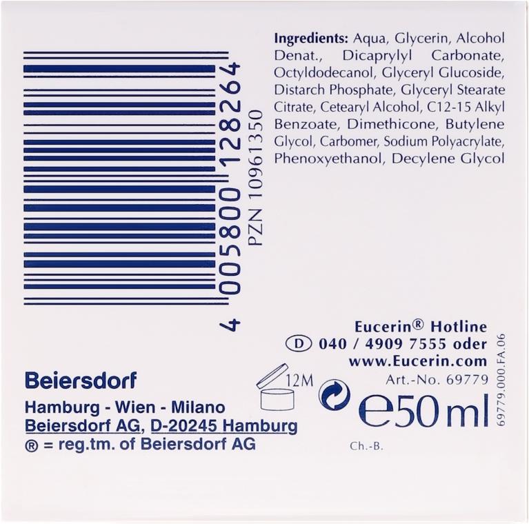 Cremă de față - Eucerin AquaPorin Active Deep Long-lasting Hydration For Normal To Mixed Skin — Imagine N3