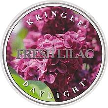 Parfumuri și produse cosmetice Lumânare aromată - Kringle Candle Fresh Lilac