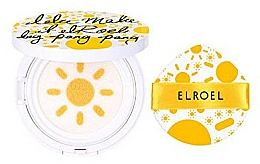 Parfumuri și produse cosmetice Cushion de protecție solară - Elroel Pang Pang Big Sun Cushion SPF 50+