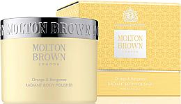 Parfumuri și produse cosmetice Molton Brown Orange & Bergamot Radiant Body Polisher - Scrub pentru corp