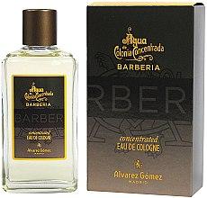 Parfumuri și produse cosmetice Alvarez Gomez Agua De Colonia Concentrada Barberia - Apă de colonie