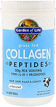 Parfumuri și produse cosmetice Peptide de colagen, fără aromă, pulbere - Garden of Life