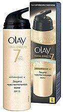 Cremă hidratantă de zi - Olay Total Effects Day Cream Sensitive SPF15  — Imagine N2