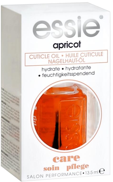 Ulei pentru cuticule - Essie Apricot Cuticle Oil — Imagine N5