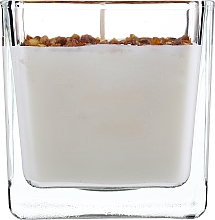 Parfumuri și produse cosmetice Lumânare parfumată naturală - Ringa Black Afragano With Amber Candle