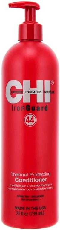 Balsam de protecție termică pentru păr - CHI 44 Iron Guard Conditioner — Imagine N2