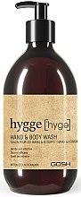 Parfumuri și produse cosmetice Gel de duș - Gosh Hygge Hand and Body Wash