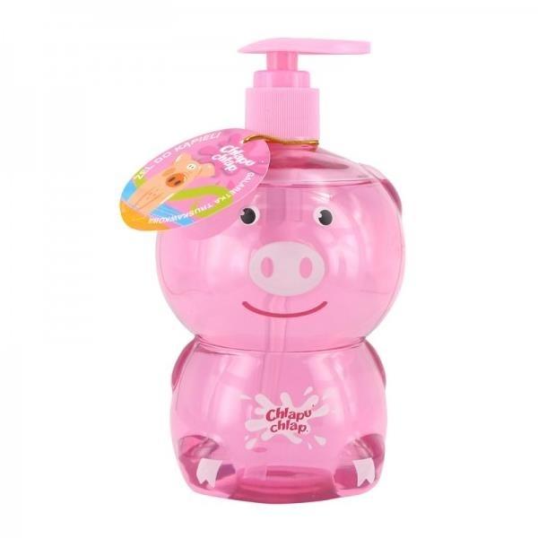 "Gel de duș pentru copii ""Purceluș"" - Chlapu Chlap Bath & Shower Gel — Imagine N1"
