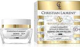 Parfumuri și produse cosmetice Cremă concentrată pentru umplerea ridurilor 50+ - Christian Laurent Botulin Revolution Concentrated Dermo Cream-Filler 50+