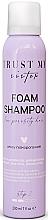Parfumuri și produse cosmetice Șampon-spumă pentru păr cu porozitate redusă - Trust My Sister Low Porosity Hair Foam Shampoo