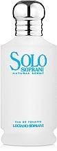 Parfumuri și produse cosmetice Luciano Soprani Solo Soprani - Apă de toaletă