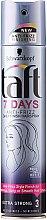 Parfumuri și produse cosmetice Lac de păr - Schwarzkopf Taft 7 Days Anty-Frizz Daily Finish HairSpray