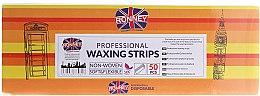Parfumuri și produse cosmetice Benzi depilatoare 7x20 cm - Ronney Waxing Strips
