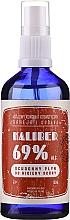 Parfumuri și produse cosmetice Antiseptic - Polny Warkocz Kaliber 69%