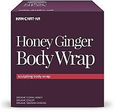 Parfumuri și produse cosmetice Cremă pentru corp - Natura Siberica Fresh Spa Kam-Chat-Ka Honey Ginger Body Wrap