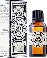 Parfumuri și produse cosmetice Ulei de ras - Dear Barber Shave Oil