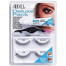 Parfumuri și produse cosmetice Set gene false - Ardell Deluxe Pack 110 Black