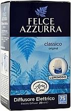 Parfumuri și produse cosmetice Difuzor aromatic, electric - Felce Azzurra Classico