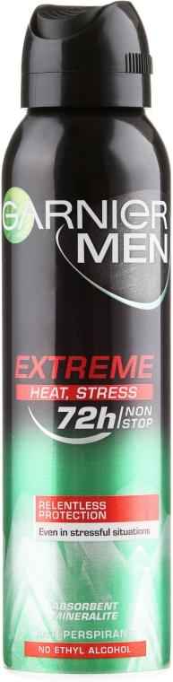 Deodorant spray - Garnier Mineral Deodorant Men Extreme — Imagine N1
