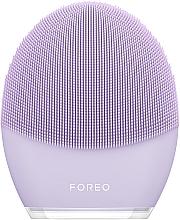 Parfumuri și produse cosmetice Perie de curățare și masaj pentru față - Foreo Luna 3 for Sensitive Skin
