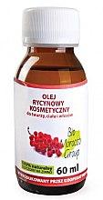 Parfumuri și produse cosmetice Ulei de ricin pentru păr - Efas Castor Seed Oil