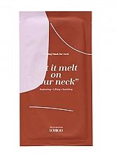 Parfumuri și produse cosmetice Mască pentru gât  - Lovbod Melting Mask for Neck