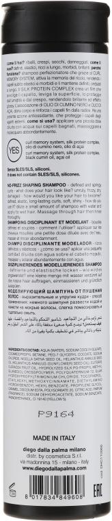 Șampon de păr - Diego Dalla Palma Style Collection — Imagine N2