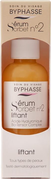Ser facial cu efect de lifting - Byphasse Sorbet Serum Lifting №2