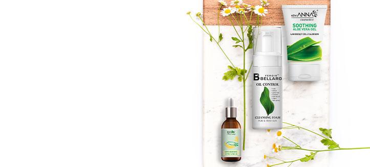 Reducere 10% la toată gama New Anna Cosmetics, Fergio Bellaro și EcoU. Prețurile pe site sunt prezentate cu reduceri