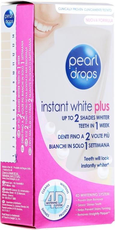 Pastă de dinți - Pearl Drops Instant White Plus — Imagine N1