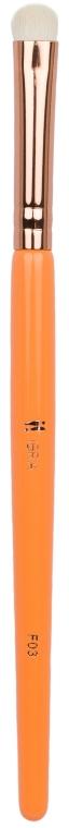 Pensulă pentru fard de ochi N03 - Ibra Fresh Makeup Brush №03