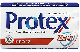Parfumuri și produse cosmetice Săpun solid antibacterian - Protex Bar Soap Deo 12