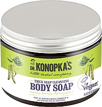 Parfumuri și produse cosmetice Săpun de corp - Dr. Konopka's Deep Cleansing Thick Body Soap