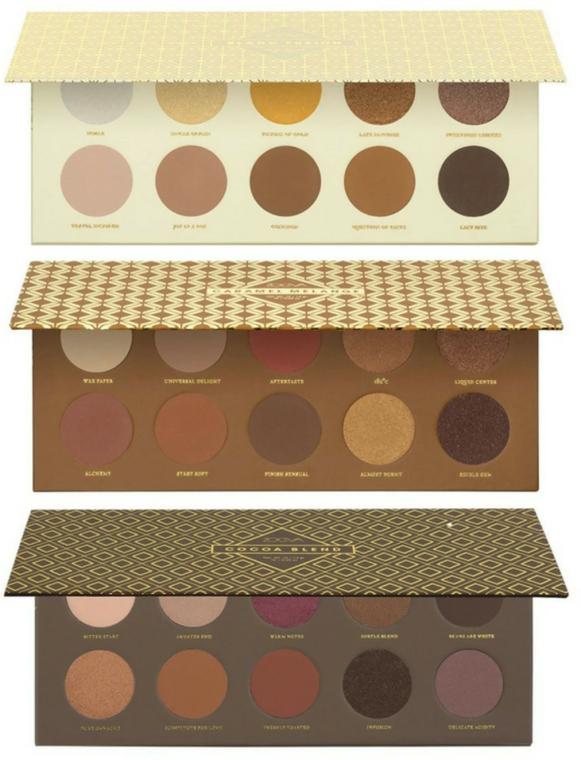 Set - Zoeva Plaisir Box — Imagine N1